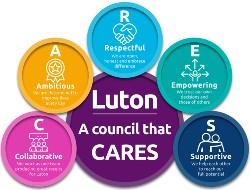 Luton - a council that CARES