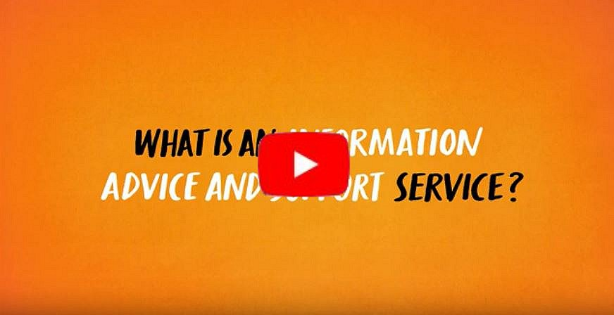 Introduction to the Information Advice and Support Service