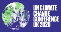UN Climate Change Conference UK logo