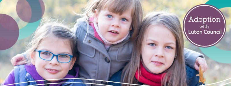 Adoption with luton council start your amazing journey luton adoption with luton council start your amazing journey luton borough council ccuart Choice Image